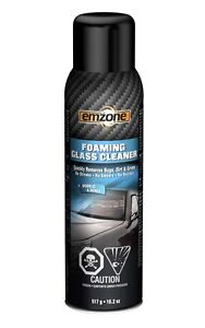 Emzone Foaming Glass Cleaner
