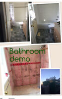DEMO AND JUNK REMOVAL