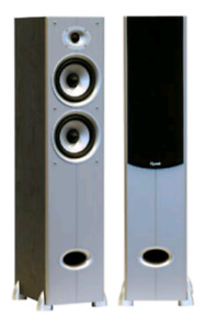 Quest QF-601NX Tower Speakers