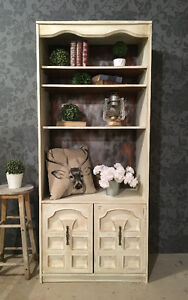 RUSTIC BOOK CASE