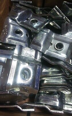 B-line 9zn-1208 Hold Down Clamp 50pcs Zinc