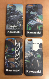 Cover case étui Kawasaki pour IPhone 6 / 6S
