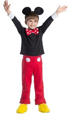 Dress Up America Deluxe Mr. Mouse Roleplay Costume Set