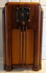 Zenith Console Radio Model 8S-154