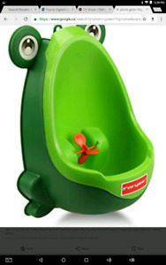 Brand new in pkg kids urinal