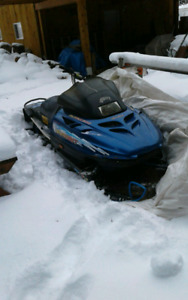 1998 ski-doo submit