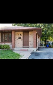 Newly renovated West end Semi-detached home for rent