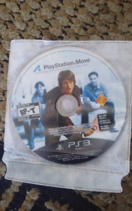 SONY PLAYSTATION PS3 MOVES VIDEO GAME