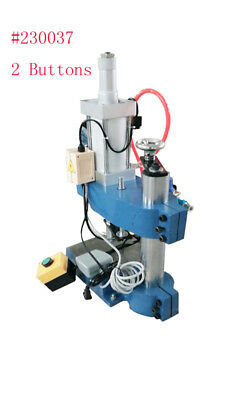 Safe Wooden Package Industry Press-pneumatic Punch Press Machine 300kg Cylinders