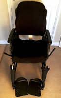 Used Patriot Wheelchair 18 x 18, Original Price $2917.00   Seri