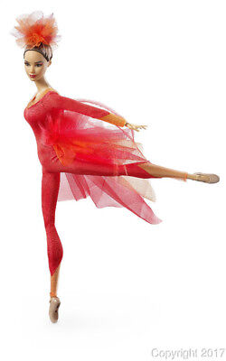 2016 Misty Copeland Ballet Barbie Doll New   Nrfb