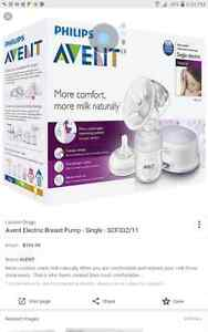 Breast pump, open to offers