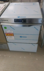 Commercial Dishwasher Restaurant Glasswasher Ice cream Freezer