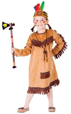 Dress Up America Brave Indian Girl (Brave Dress Up Kostüme)