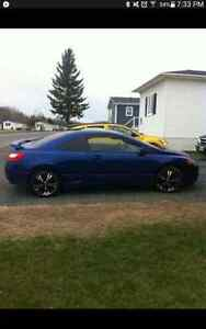 2007 honda civic si *  low km *