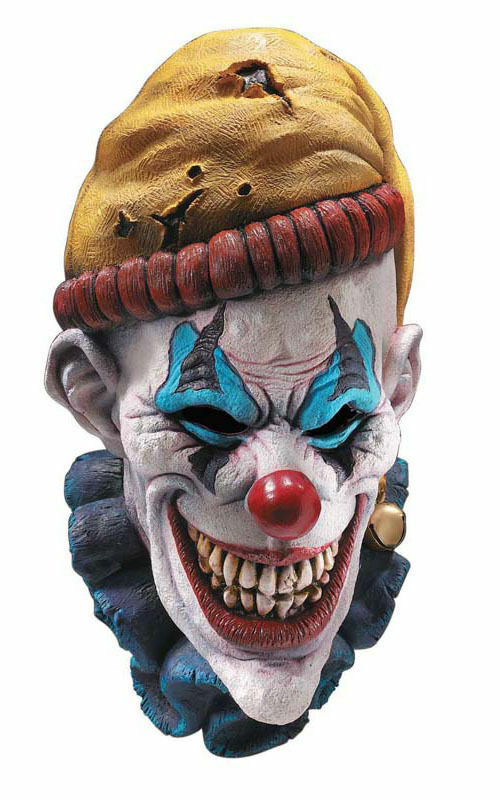 Top 10 Scariest Masks Ever   eBay Scary Halloween Clown Masks