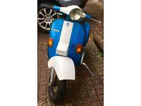 Vespa PK50XL £800