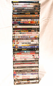 Pack of 41 DVD's