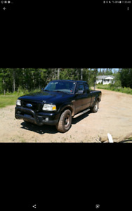 2007 Ford Ranger Sport Low KMs