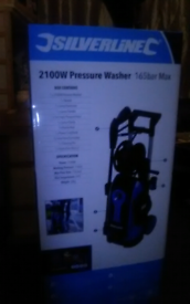 Pressure washer, brand new, never used