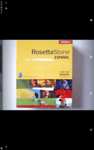 ROSSETA STONE VERSION 3 SPANISH