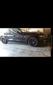 New 2017 gt track pack mustang only 400 kms swap/trade