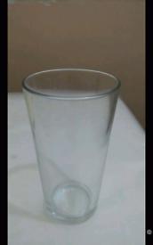 Pint glasses set of 6