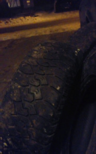 Lt 245 75 R16 winter tires