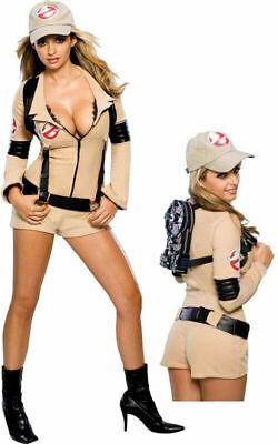 Damen Ghostbuster Sexy Erwachsene Kostüm Halloween Kostüm - Damen Sexy Ghostbuster Kostüme
