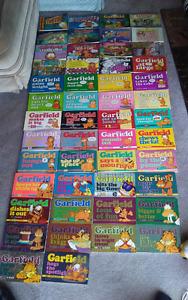 65 garfield books
