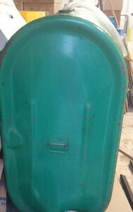 PORTABLE OIL STORAGE TANK, APPROX. 1000 L, FILLED WITH OIL Kitchener / Waterloo Kitchener Area image 3
