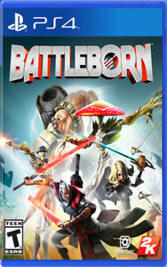 Brand New Battleborn - Standard Edition PlayStation 4