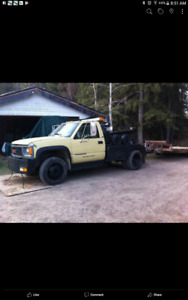 1998 gmc 3500 hd needs tranny still runs and drives