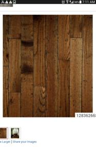 NIB 7 cases 154sqft Bruce Antique Oak Solid Hardwood more avail