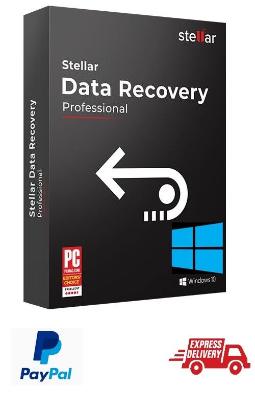 Stellar Data Recovery 9 ✔️2020✔️ Full Version✔️ LifeTime License Key✔️ Windows✔️