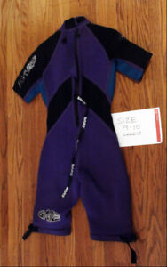 Womens Size 9-10 2 mil wetsuit