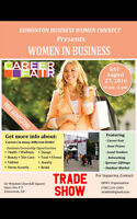 Women in business career fair and trade show