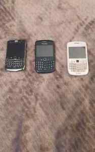 Blackberry Curve 9300,Bold 9780/9700, Pearl 8100,
