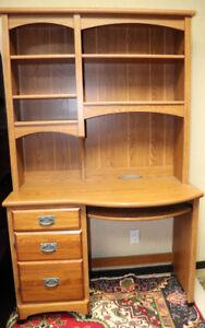 Wood Single Bedroom Set $250