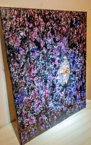 Color Changing Wall Art