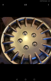 Wheel covers brand new 15""