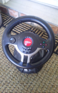 PS3 STEERING WHEEL CONTROLS FOR PS3 RACE CAR GAMES
