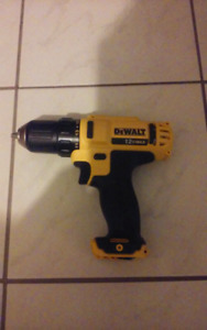 Dewalt 4 piece 12v Max kit