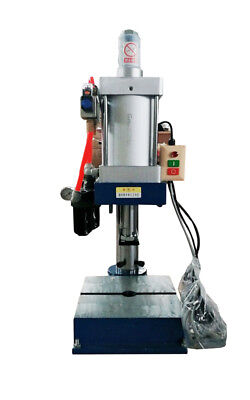 Big Pressure800kg1760lb Pneumatic Press Machine With 2 Buttons Single Column