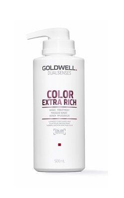 Goldwell COLOR EXTRA RICH BRILLIANCE 60 SEC TREATMENT 500 ml deutsche Produkte ()