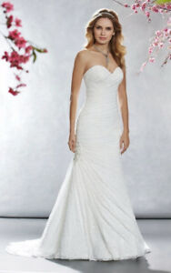 Discontinued Madison Collection Bridal Dress