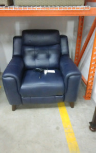 Top grain Leather Recliner chairs