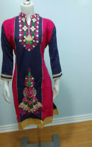 COTTON KURTIS. INDIAN CLOTHING. 25$-35$. LEGGINGS FOR 5$.