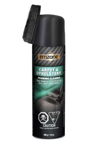 Emzone Carpet & Upholstery Foaming Cleaner