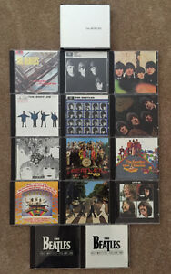 Beatles Complete CD Box Set - Never been Played